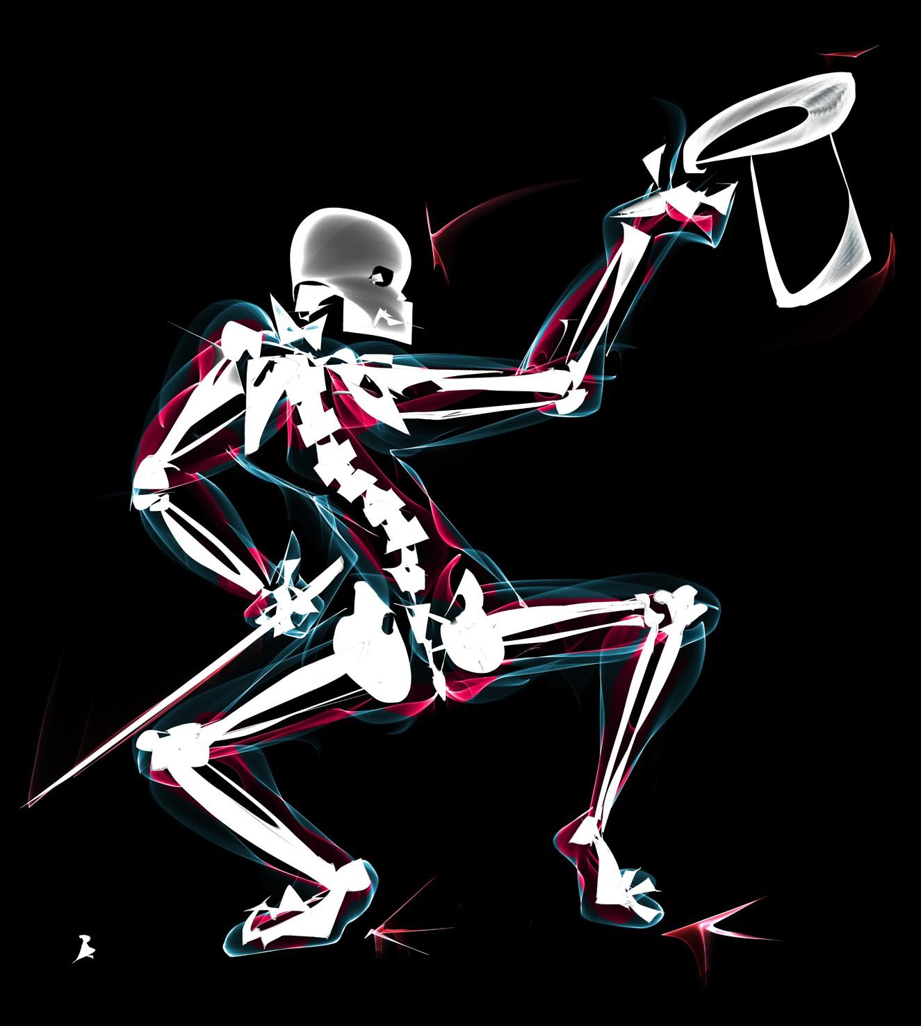 X-kull dancer