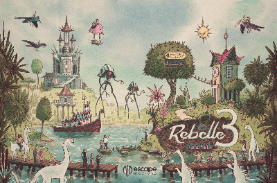 Rebelle 3 World by Junkyard Sam