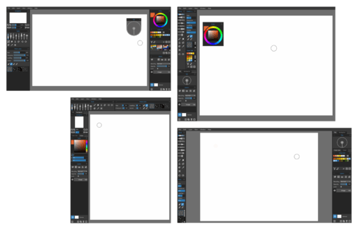 Rebelle | real media paint software