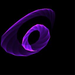 Purple Seahorse...