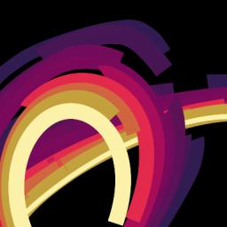 Violet Streamer