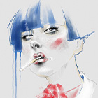 Rebelle painting